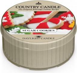 Country Candle Świeca zapachowa Daylight Sugar Cookies 35g