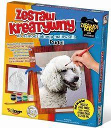 Mirage Zestaw kreatywny Seria Psy: Pudel