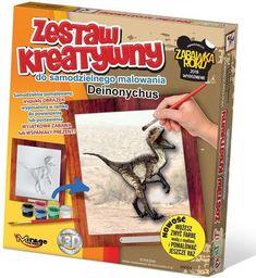 Mirage Zestaw kreatywny Dino: Deinonychus