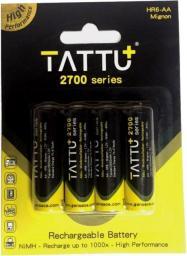 Gens Ace & TATTU Baterie NiMH 1.2V 2700mAh LS2A (TA-2700-1.2V-NiMH-LS2A)