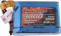 Gens Ace & TATTU Akumulator 3800mAh 7.4V (B-TX-3800-2S1P))
