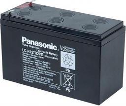 Panasonic Bateria do UPS 12V/7,2Ah - Faston 250 LC-R127R2PG1