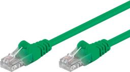 MicroConnect Patchcord U/UTP CAT6 0.25m Zielony PVC (B-UTP60025G)