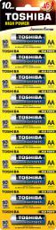 Toshiba Bateria High Power AA / R6 10szt.