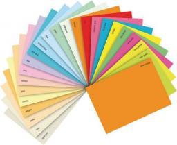 Papier Staples Papier kolorowy INTENSIVE COLOURS A4 160G, czerwony/red, ryza 250 arkuszy (7275049)