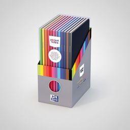 Oxford Notes 9x14cm 24k/90g linia 12sztuk/box
