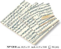 Rossi Notes ozdobny A6 BR NP V20B