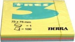 Tres Notes Rainbow 75mm x 75mm