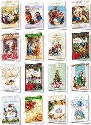 Top Graphic Karnet Świąteczny Religia Lub Świecki