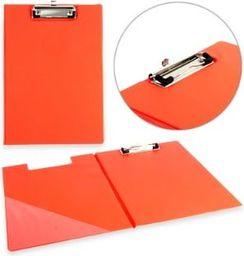 Polsirhurt Deska z klipsem zamykana, czerwona (913039-RD)