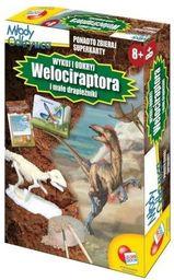 Lisciani Discovery Wykuj I Odkryj  Welociraptora