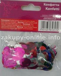 Titanum Konfetti balony mix 78 sztuk 14g (CR015)