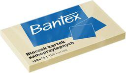 HAMELIN Kartki samoprzylepne 100x75 100k. żółte (400086387)