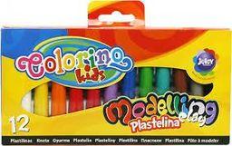 Colorino Plastelina 12 kolorów (1329)