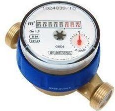 BMETERS Wodomierz GSD8 Q3=1,6 DN15 antymagnetyczny zimna woda (5907738167775)