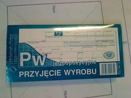 Michalczyk & Prokop Przyjęcie wyrobu 1-pozycyjne (381-8)