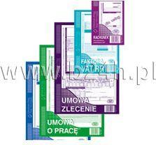 MICHALCZYK I PROKOP Faktura 1/3 A-4 pełna 105-8E