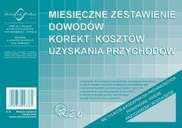 MICHALCZYK I PROKOP Druki samokopiujące Michakczyk I Prokop (k26)