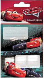 Eurocom Naklejki na zeszyt Cars 3