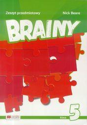 Brainy 5 Zeszyt do języka angielskiego