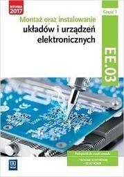 WSiP Montaż oraz instalowanie układów elektr. EE.03 cz1