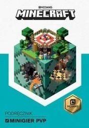 Egmont Minecraft Podręcznik minigier PvP