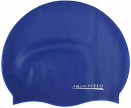Aqua-Speed Czepek pływacki Mono niebieski