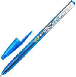 Bic Długopis żelowy CRISTAL GEL + niebieski (BIC331)