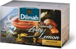 Dilmah Herbata dilmah naturally zesty lemon 20/p