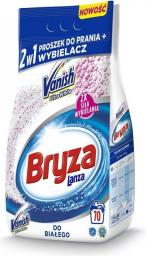 Bryza Proszek do prania i wybielacz do bieli Lanza Vanish Ultra White 2w1 5,25kg