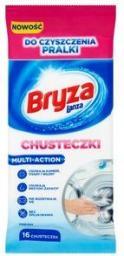 Bryza Lanza Multi-Action Fresh chusteczki do czyszczenia pralki 16szt