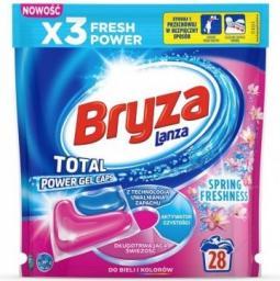 Bryza Kapsułki do prania bieli i kolorów Lanza Total Power Gel Caps Spring Freshness 28szt.