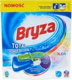 Bryza Lanza Total Power Gel Caps Spring Freshness kapsułki do prania do koloru 28szt