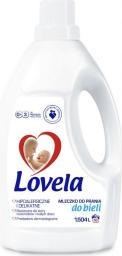 Lovela Mleczko do prania ubranek niemowlęcych i dziecięcych do bieli 1,5L