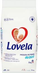 Lovela Proszek do prania ubranek niemowlęcych i dziecięcych do bieli 5kg