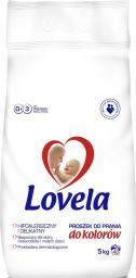 Lovela Proszek do prania ubranek niemowlęcych i dziecięcych do kolorów 5kg