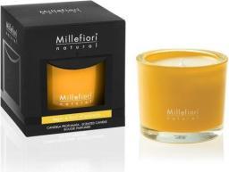 Millefiori Świeca zapachowa Legni e Fiori d'Arancio 180g