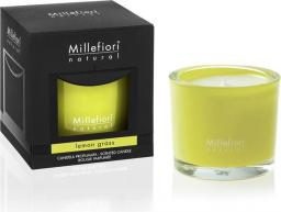 Millefiori MILLEFIORI_Natural Fragrance Candle świeca zapachowa Lemon Grass 180g