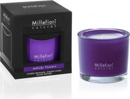 Millefiori Świeca zapachowa Melody Flowers 180g