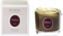 Millefiori MILLEFIORI_Via Brera Fragrance Candle świeczka zapachowa Cristal 180g
