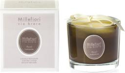 Millefiori MILLEFIORI_Via Brera Fragrance Candle świeczka zapachowa Floral Romance 180g