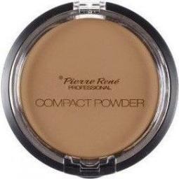 Pierre Rene Compact Powder Puder brązujący do twarzy 17 Chilly Bronze 6g