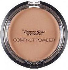 Pierre Rene Compact Powder Puder do twarzy 18 Warm Bronze 6g