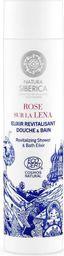 SIBERICA PROFESSIONAL _Rose Sur La Lena Revitalizing Shower & Bath Elixir Rose De Grasse & Snow Cladonia 250ml