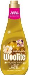 Płyn do płukania Woolite Gold Magnolia z keratyną 1200ml