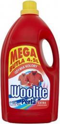 Woolite Płyn Perła Extra do prania ochrona kolorów z keratyną 4,5L