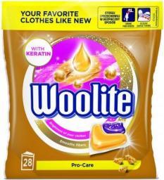 Woolite Kapsułki Pro-Care do prania z keratyną 28szt.