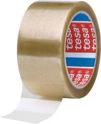 Tesa Taśma pakowa 50mmx66m, przezroczysta (TES102)