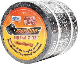Kolorowe Baloniki Play Tape - taśma tory kolejowe
