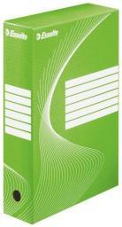 Esselte Pudło archiwizacyjne Boxy, 80 mm, zielony